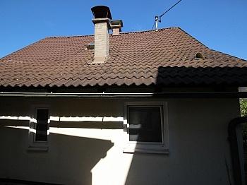 Fliesenböden Dachgeschoss rechteckiges - Kleines 70m² Wohnhaus in Viktring mit 452m² Grund