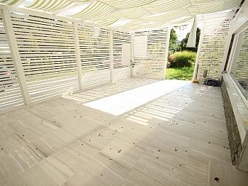 große Sofort ruhige - TOP sanierte 111m² Gartenwohnung Nähe Wörthersee