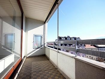 Warmwasser Stellplatz Heizung - Zentrale 4-Zi-Wohnung in Klagenfurt/Bahnhofstraße