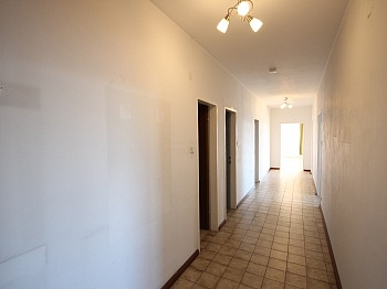 Allgemeiner versperrter südseitige - Zentrale 4-Zi-Wohnung in Klagenfurt/Bahnhofstraße