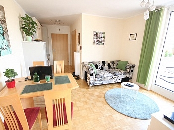 Schlafzimmer Kellerabteil Barrierefrei - Junge 2 Zi Wohnung mit XL-Terrasse - Waidmannsdorf