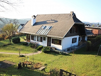 Wohnhaus Karawanken Ausblick - Tolles 250m² Wohnhaus mit 2.271m² Grund-Maria Rain