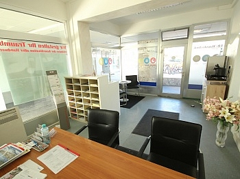 Geschäftslokal Wirtschaftsraum Viktring - Geschäftslokal/Büro 29m² in Viktring - Zentrum