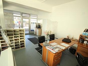 Flächenangaben Wohnhausanlage Geschäftslage - Geschäftslokal/Büro 29m² in Viktring - Zentrum
