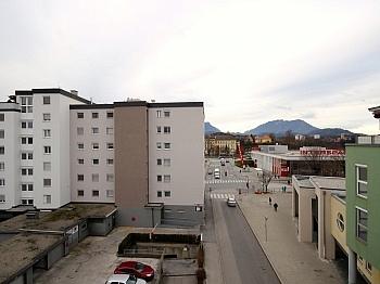 westseitig Innenhof Villach - Zentrale, großzügige 4-Zi Stadtwohnung/Villach