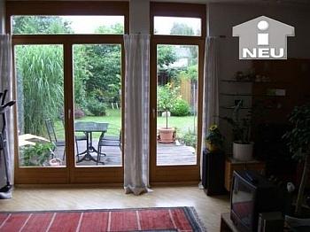 sonnige Fliesen Parkett - Tolles Doppelwohnhaus 125m² in Waidmannsdorf