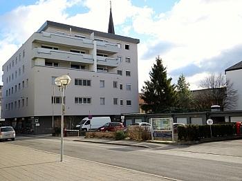 Stadtwohnung Wohnanlage Garagenbox - Zentrale, großzügige 4-Zi Stadtwohnung/Villach