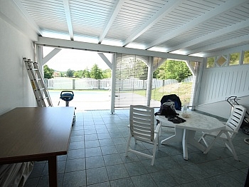 Grundstück Schrankraum Änderungen - 184m² 4 Zi Gartenwhg mit Pool-St. Georgen/Sandhof