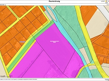 Feffernitz Grünland teilbar - 11.900m² Baugrund - Industriegebiet in Feffernitz