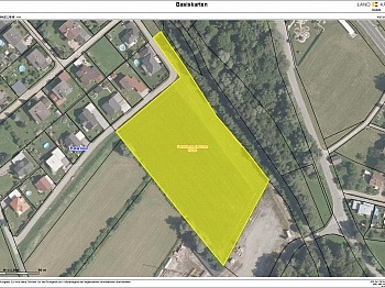 Paternion Industriegebiet Grundstück - 11.900m² Baugrund - Industriegebiet in Feffernitz