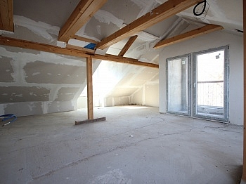 Obergeschoss Dachgeschoss vorgesehener - Mehrfach nutzbares Wohnhaus Nähe Wörthersee/Sekirn