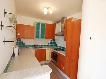 erreichbar Penthouse Badewanne - 3 Zi Penthouse mit Karawankensicht auf 2 Ebenen