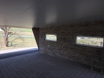 Fliesenböden hochwertigste unausgebautes - Neubau nach modernsten Standards nahe Klagenfurt