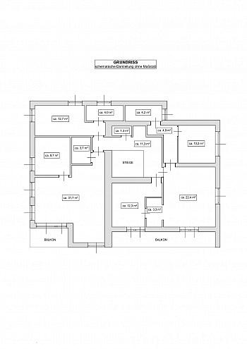 Ordination gestaltbar Aufteilung - Mehrfach nutzbares Wohnhaus Nähe Wörthersee/Sekirn