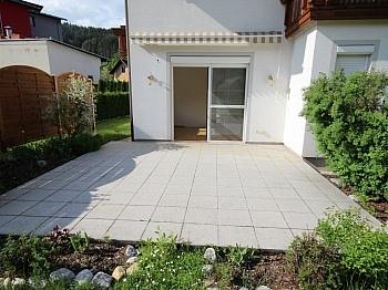 Zentrum großer Automin - Neuwertige 3 Zi 120m² Gartenwohnung in Köttmannsdorf