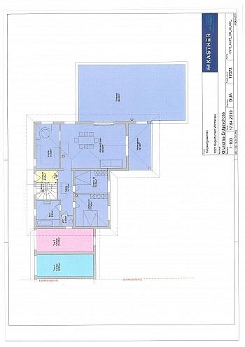 großes Vorraum Parkett - Traumhafte neue 135m² 3 Zi Wohnung am Stadtrand