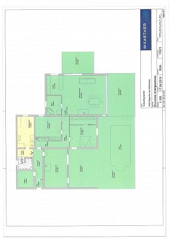 großes Schöne Sonnige - 184m² 4 Zi Gartenwhg mit Pool-St. Georgen/Sandhof
