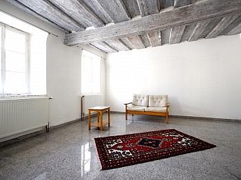 Eingangsbereich Flächenangaben Raumaufteilung - Charmantes Stadthaus mitten in Völkermarkt