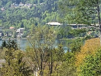 Grundstück Dorfgebiet herrlichem - Baugrundstück mit Panoramablick in Schiefling