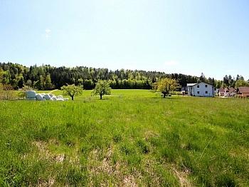 Schiefling Wörthersee Baugrundstück - Baugrundstück mit Panoramablick in Schiefling