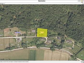 Erwartungsland Biokläranlage Aussichtslage - Baugrund 1.226m² in Maria Rain - Unterguntschach