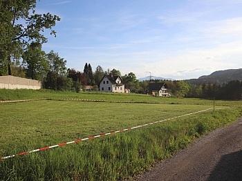 Viktring sonnige Grundstücksgrenze - Schöner, sonniger 1090 m² Baugrund in Viktring