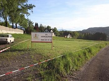 sonniger Schöner gefragte - Schöner, sonniger 1090 m² Baugrund in Viktring