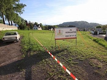 Wasser Stein Strom - Schöner, sonniger 1090 m² Baugrund in Viktring