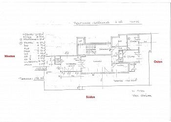 Diele Echte Neue - Penthouse 107m² mit 148m² XXL-Terrasse - Neptunweg