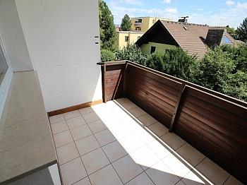 Loggia inkl Wohnhausanlage - Garconniere 38m² mit XL Loggia in Waidmannsdorf