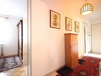 Stellplätze Abstellraum Möblierung - 3-Zi-Wohnung mit Badezugang in Velden/Zentrum