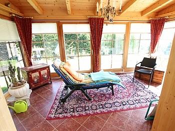Kaminofen Ausblick Terrasse - Neuwertiges schönes 125m² Wohnhaus in Himmelberg