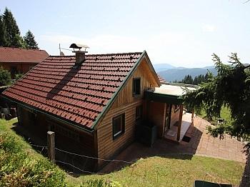unverbaubaren persönliche Wintergarten - Neuwertiges schönes 125m² Wohnhaus in Himmelberg
