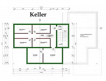 Fliesenböden Infrastruktur Zentrumsnähe - Tolle neue 4 Zimmer Gartenwohnung in Viktring