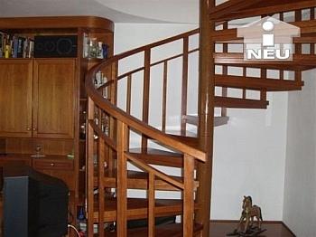 deckenhoch Übernahme Wohnzimmer - Schöne 3 Zi Maisonettenwohnung in Viktring