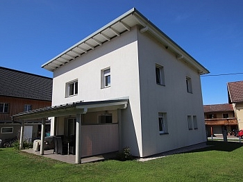 Ebenthal Nebengebäude Doppelgarage - Neuwertiges schönes 130m² Wohnhaus in Ebenthal