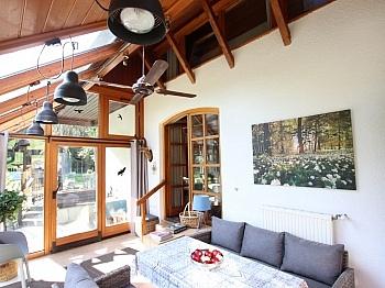 gepflegtes Westbalkon Wohnhauses - 145m² Wohnhaus mit 2.287m² Grund - Deutsch-Griffen