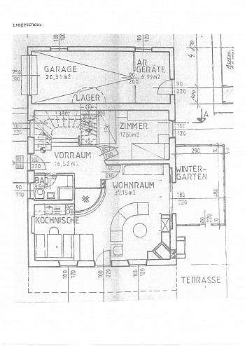Dach Wohn Neue - 145m² Wohnhaus mit 2.287m² Grund - Deutsch-Griffen