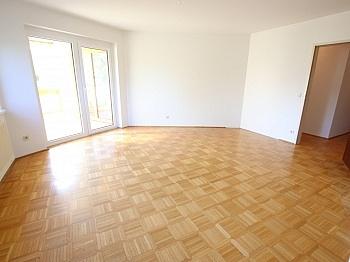 Flächenangaben Schlüsselchip Parkettböden - Schöne 3 Zi Wohnung 83m² in Viktring mit TG