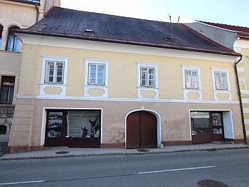 Geschäft Abstellraum Friesach - 300m² Wohn-und Geschäftshaus im Zentrum - Friesach