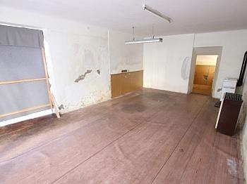 alte   - 300m² Wohn-und Geschäftshaus im Zentrum - Friesach