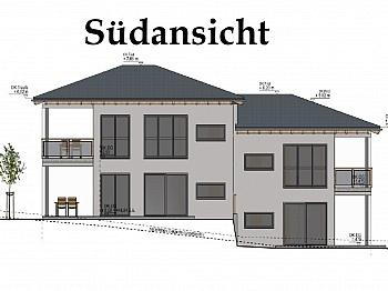 Fussbodenheizung Eigentumswohnung Luftwärmepumpe - Tolle neue 4 Zimmer Penthouse in Viktring
