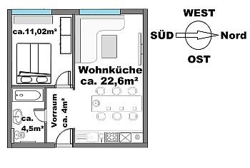 Schöne Bedarfs Heizung - Schöne, sanierte 2 Zi-Wohnung nahe UKH