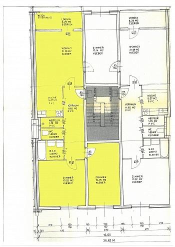 - 3 Zi Wohnung 85m² am Spitalberg mit Traumaussicht