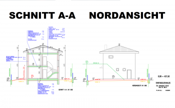 Energiekosten Stadtrandlage Doppelcarport - Hochwertiges neues Haus nahe IKEA