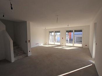 Heizsysthem Grundstück Abstellraum - Welzenegg/leistbare, hochwertige Doppelhaushälfte