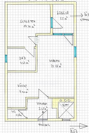 super Wohn neue - Tolle 62m² 2 Zi Wohnung mit Loggia und Tiefgarage