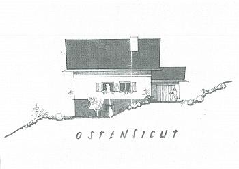 sofort Alltag bietet - Ein/-Zweifam.-Wohnhaus in erhöhter Aussichtslage