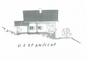 erbaut kommen Pläne - Ein/-Zweifam.-Wohnhaus in erhöhter Aussichtslage