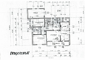 Zuageng Zweifam Parkett - Ein/-Zweifam.-Wohnhaus in erhöhter Aussichtslage